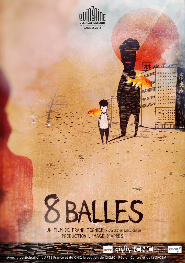 8 balles