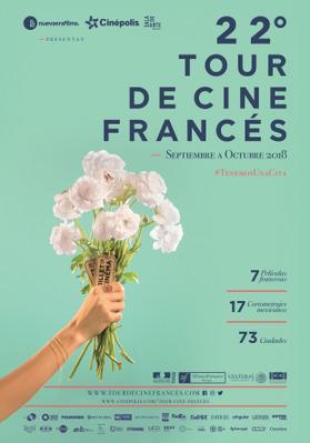 Tour de Cine Francés en México - 2018