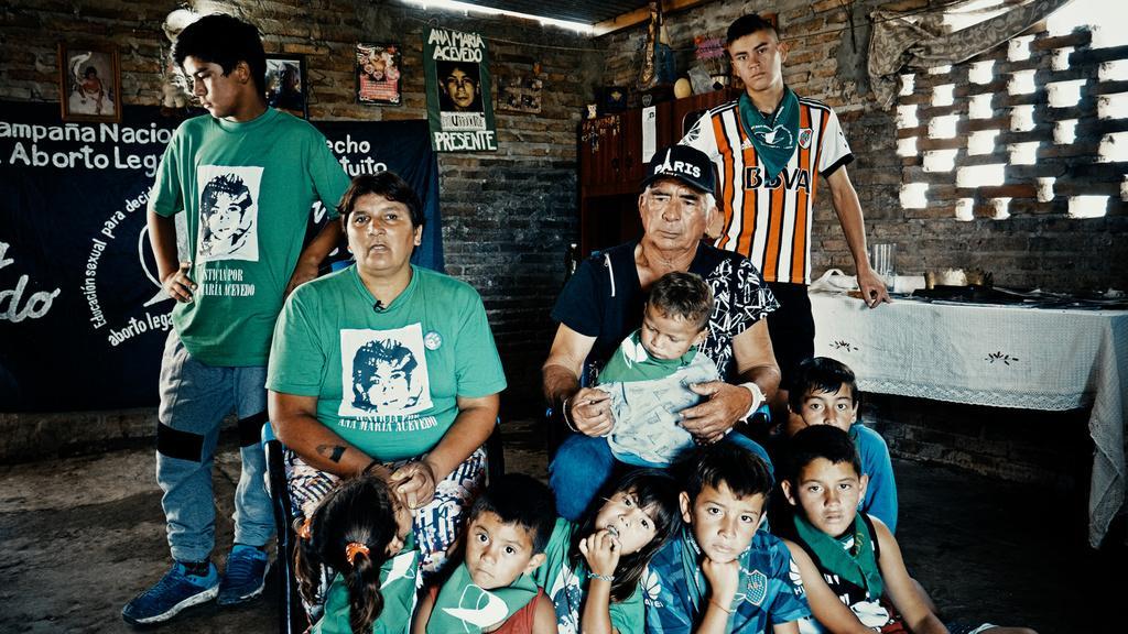 Femmes d'Argentine de Juan Solanas (2019) - UniFrance