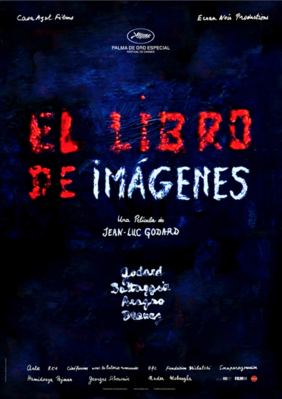 The Image Book - Poster - Spain