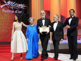 Segunda Palma de Oro para Michael Haneke