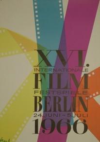 Festival Internacional de Cine de Berlín - 1966