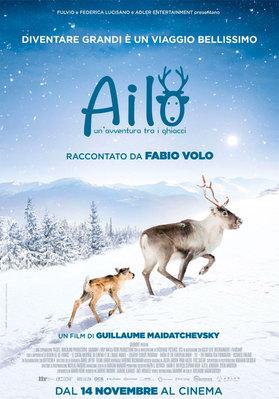 Aïlo : Une odyssée en Laponie - Italy