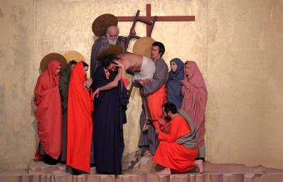 Maestà, la passion du Christ