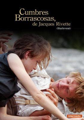 Cumbres borrascosas - Jaquette DVD espagnol