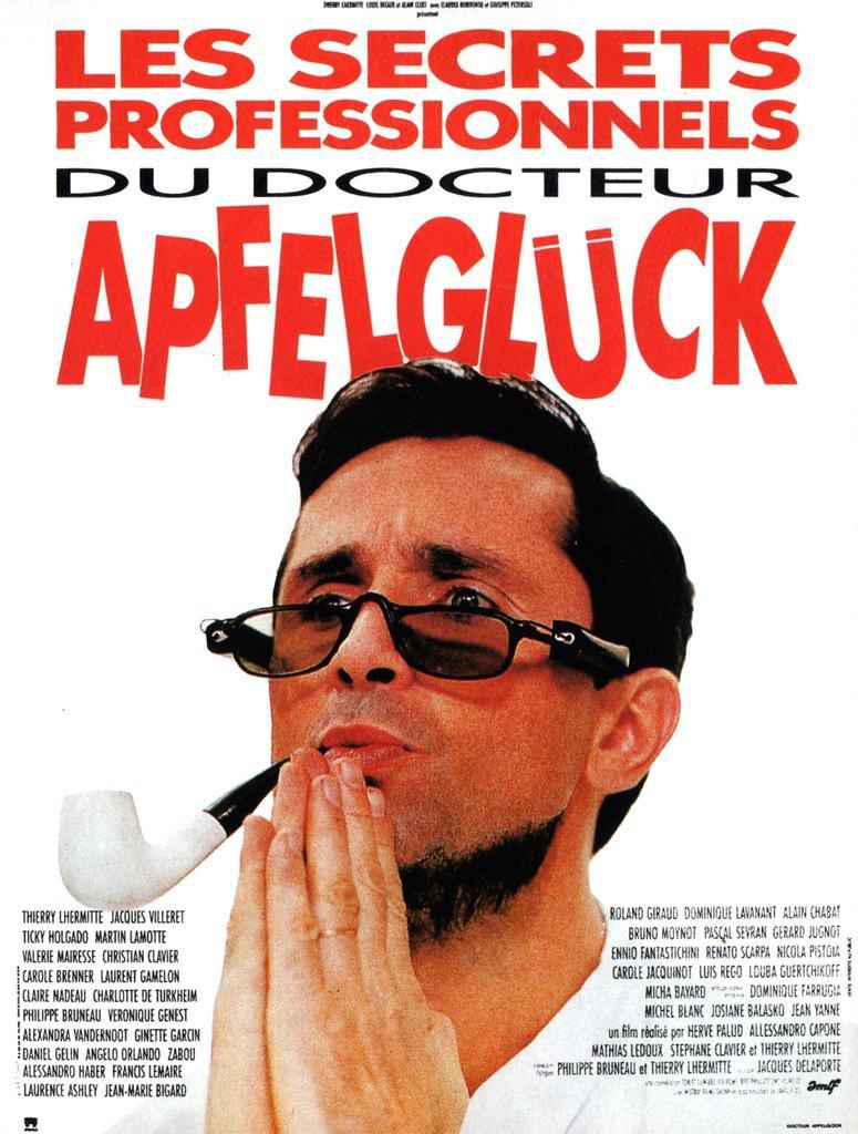 Les Secrets professionnels du Dr Apfelgluck