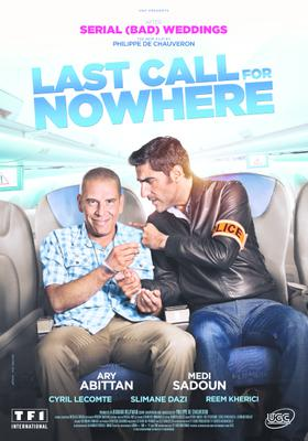 Last Call for Nowhere - Poster US