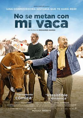 The Cow - Poster Colombie
