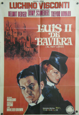 Ludwig - Poster - Espagne