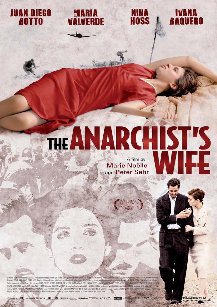 La Mujer del anarquista