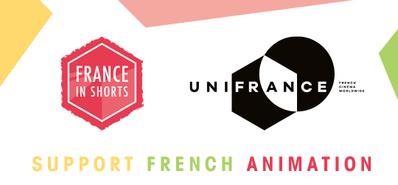 UniFrance partenaire de l'AFCA et de France in Shorts à Annecy