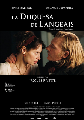 The Duchess of Langeais / Don't Touch the Axe - Poster Espagne
