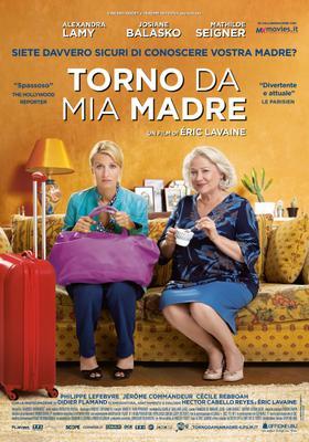 Retour chez ma mère - Poster - Italy