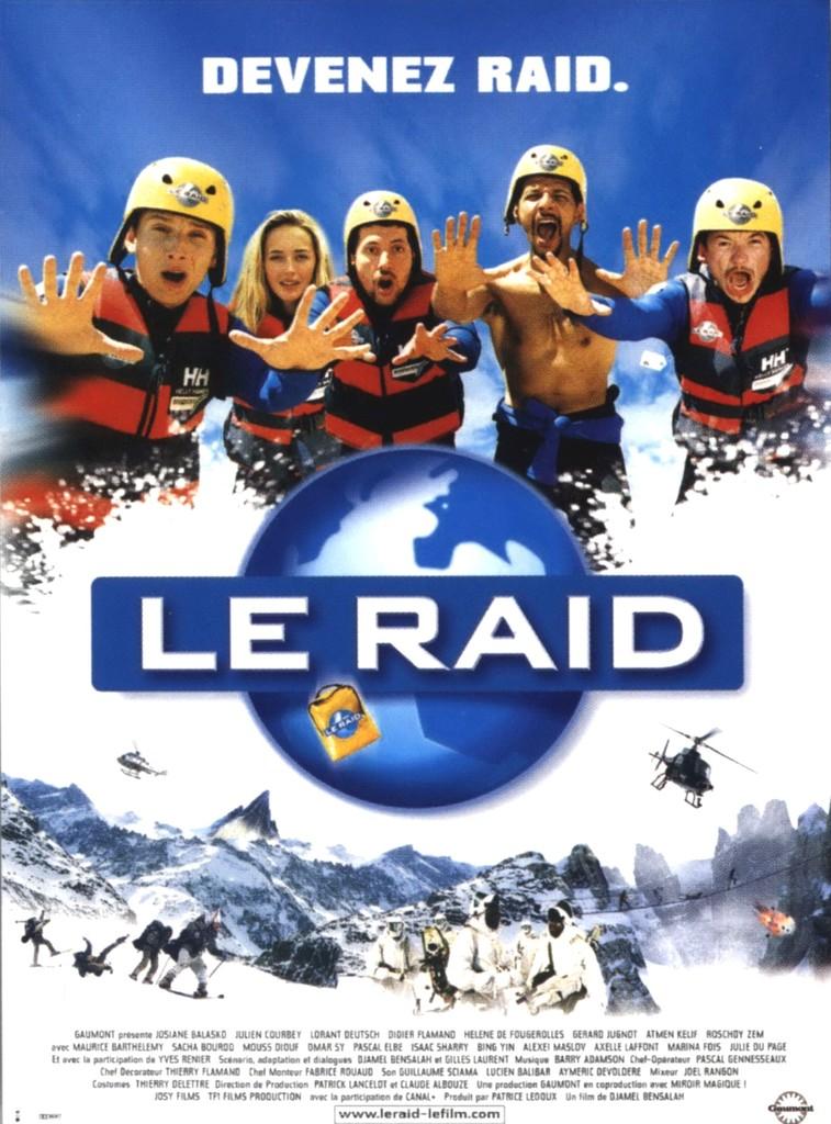 Le Raid / ザ・レース