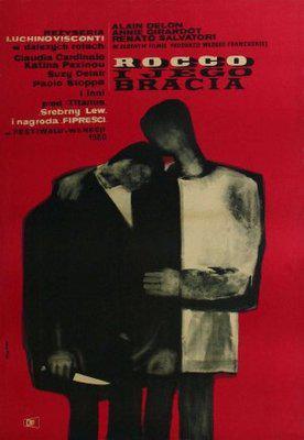Rocco et ses frères - Poster Pologne