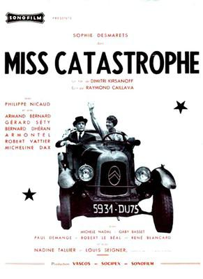 Miss Catastrophe