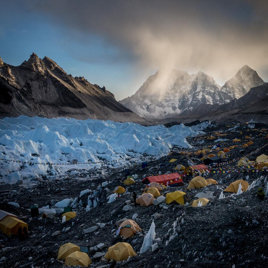 Everest Green, nettoyer le toit du monde - © Simon Bourrat