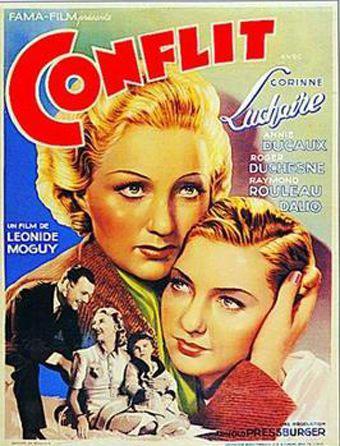 Société Parisienne de Diffusion Cinématographique (SPDC) - Poster Suisse