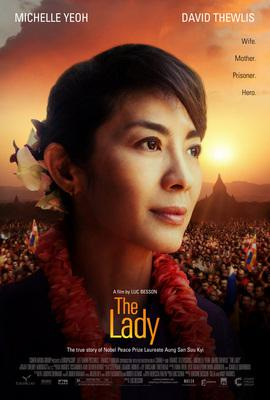 The Lady - Poster - USA