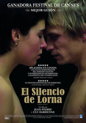 Le Silence de Lorna - Poster - Argentine