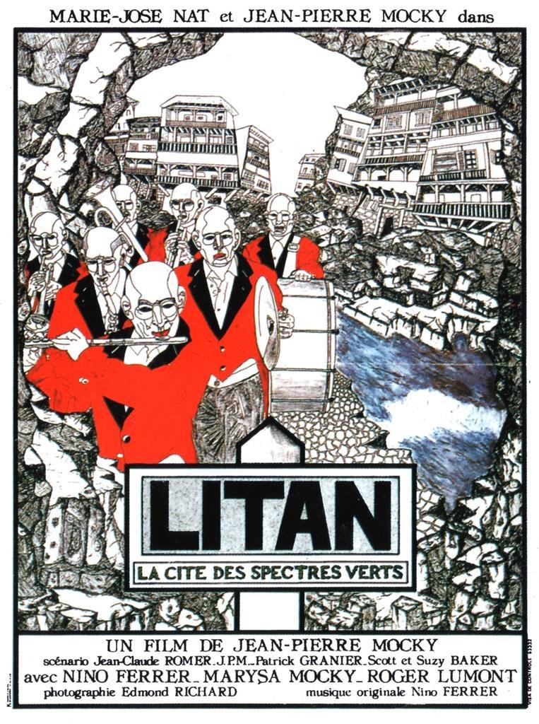 Litan, la cité des spectres verts