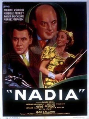 Nadia la femme traquée (A l'ombre du 2e Bureau)