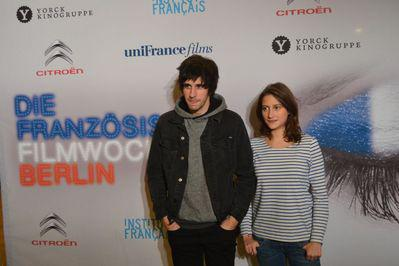 Report on the 12th Berlin French Film Week