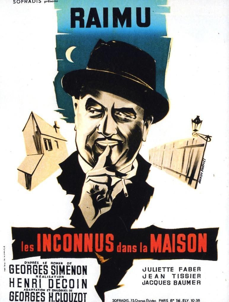 les inconnus dans la maison 1941 unifrance