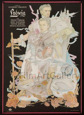 Ludwig - Le Crépuscule des Dieux - Poster - Japon