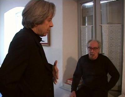 ジャン=リュック・ゴダールとの会話の断片