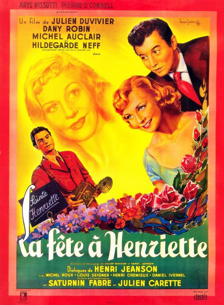 Holiday for Henrietta / Henriette