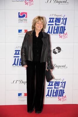 Premier Tour du Cinéma Français en Corée - Danièle Thompson