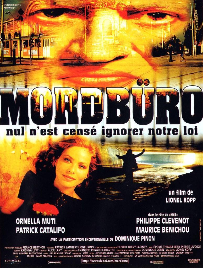 Murder Bureau