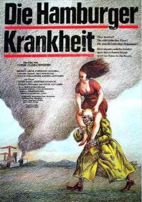 El Virus de Hamburgo - Poster - Allemagne