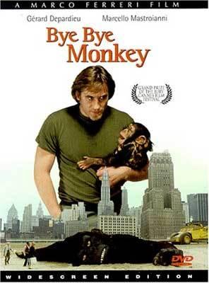 Bye Bye Monkey - Jaquette VHS Etats-Unis
