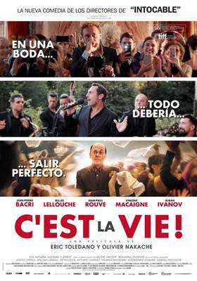 Le Sens de la fête - Poster - Spain