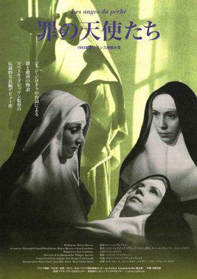 Les Anges du péché - Affiche Japon