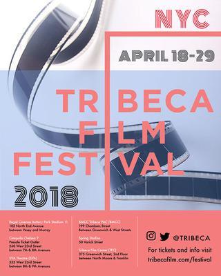 Festival de Cine Tribeca (Nueva York) - 2018