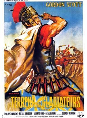 La Terreur des gladiateurs