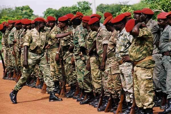 Troupe Naba Yaadega