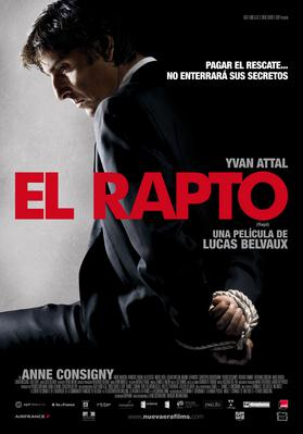 Rapt - Poster - Mexique
