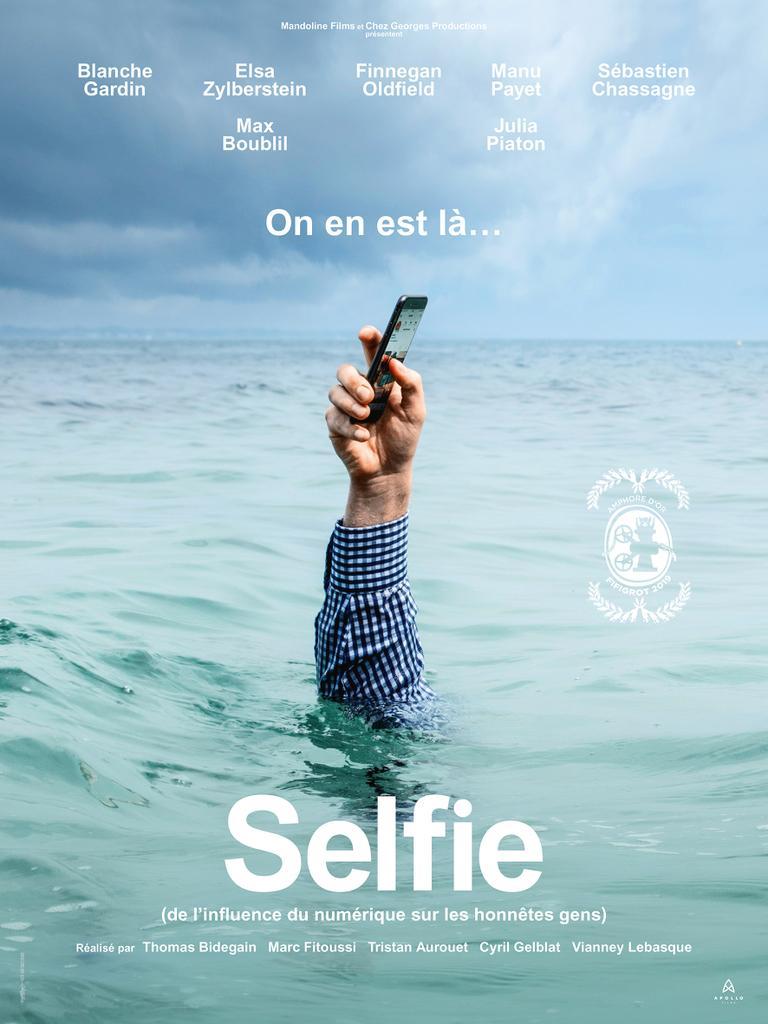 Cyril Gelblat - Affiche teaser