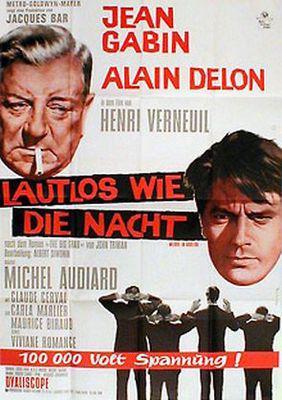 Mélodie en sous-sol - Poster Allemagne