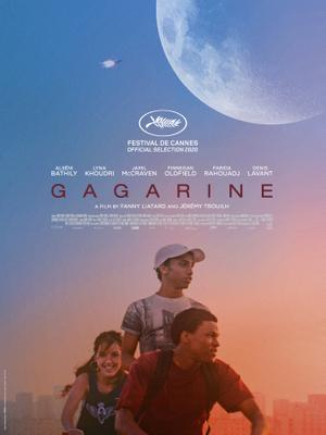 Gagarine - International Poster
