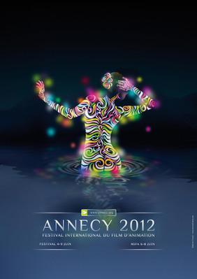 Festival Internacional de cine de animación de Annecy - 2012