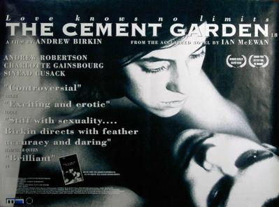 The Cement Garden - Royaume-Uni