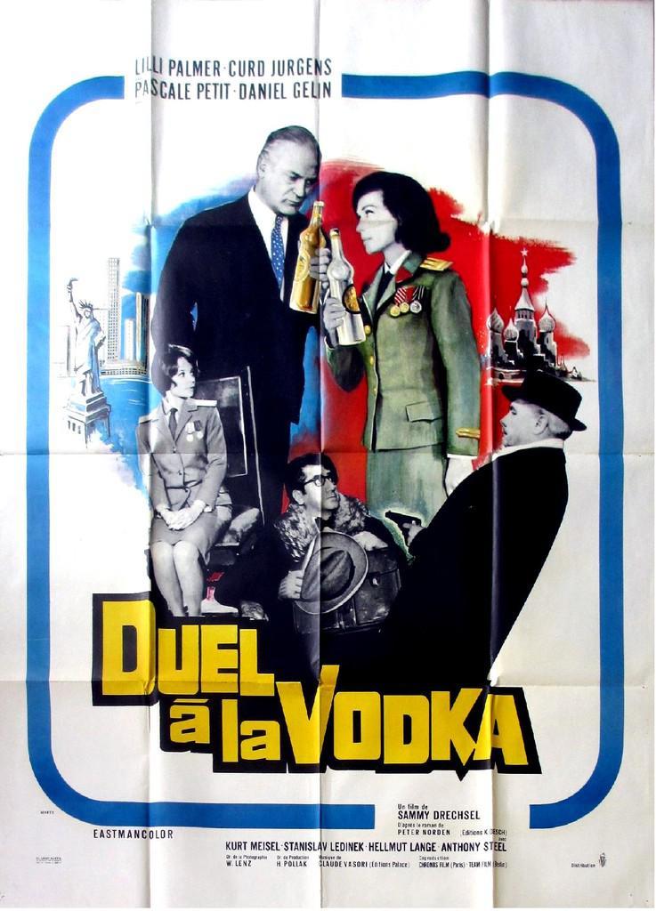 Duel à la vodka / Ces dames à l'étoile rouge