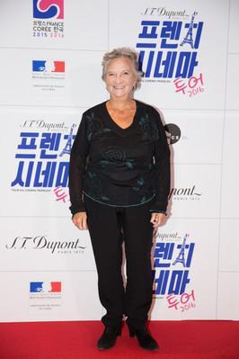 Premier Tour du Cinéma Français en Corée - Marthe Villalonga