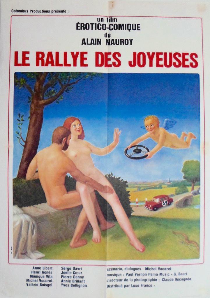 Le Rallye des joyeuses