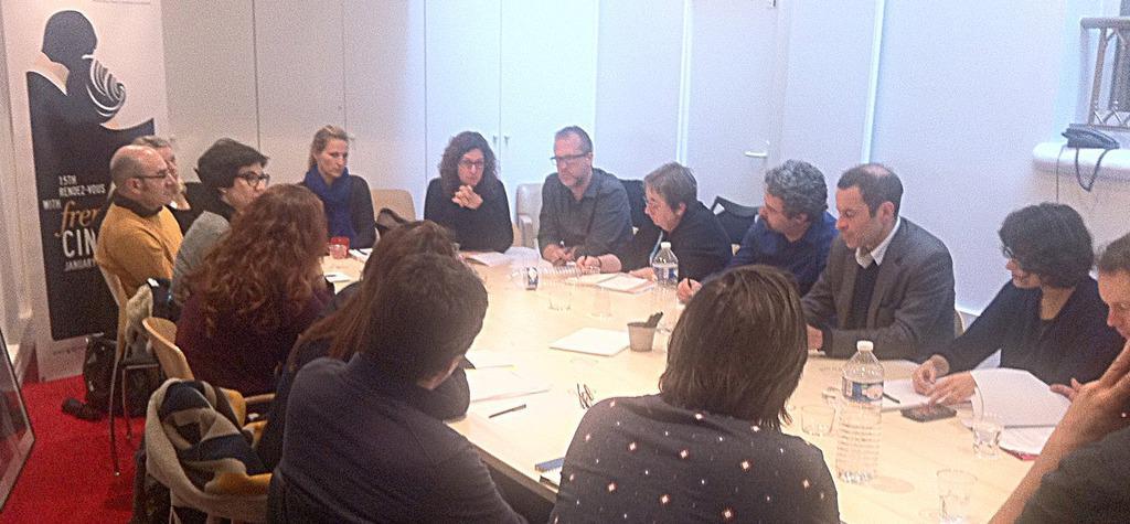 UniFrance Films accueille ses 1eres rencontres Franco-Québécoises